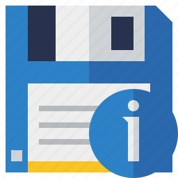 backup, data, disk, download, file, guardar, information, save icon