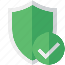 ok, protection, safety, secure, security, shield icon