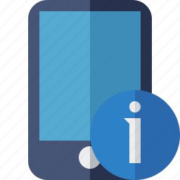 device, information, iphone, mobile, phone, smartphone icon