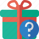 box, christmas, gift, help, present, xmas icon