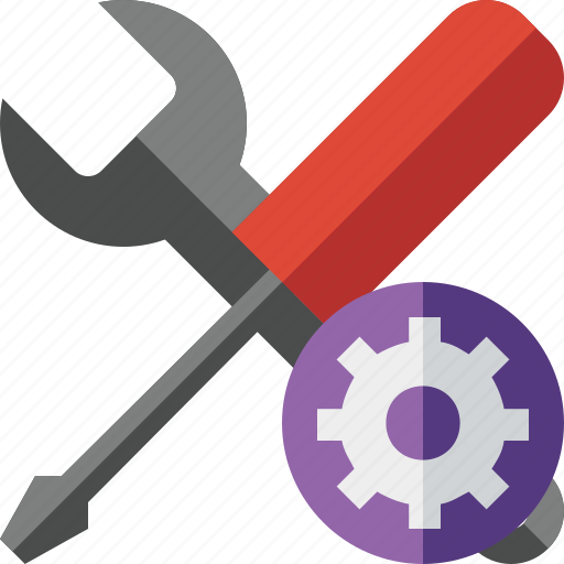 options, preferences, settings, tools icon