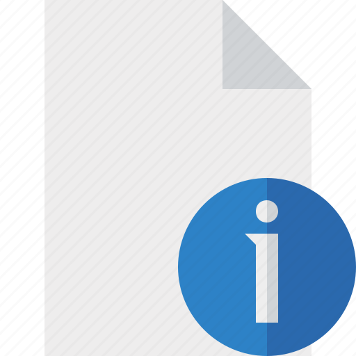 Blank, document, file, information, page icon - Download on Iconfinder