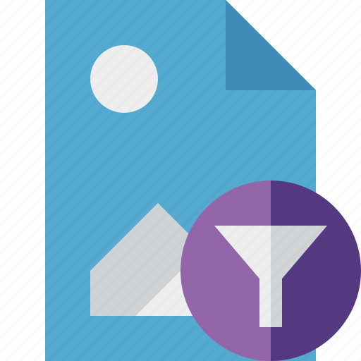 Document, file, filter, image, picture icon - Download on Iconfinder