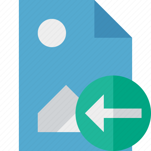 Document, file, image, picture, previous icon - Download on Iconfinder