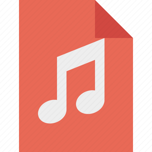 Audio, document, file, music icon - Download on Iconfinder