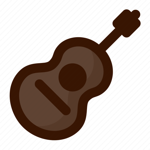 audio, guitar, instrument, music, song, sound icon