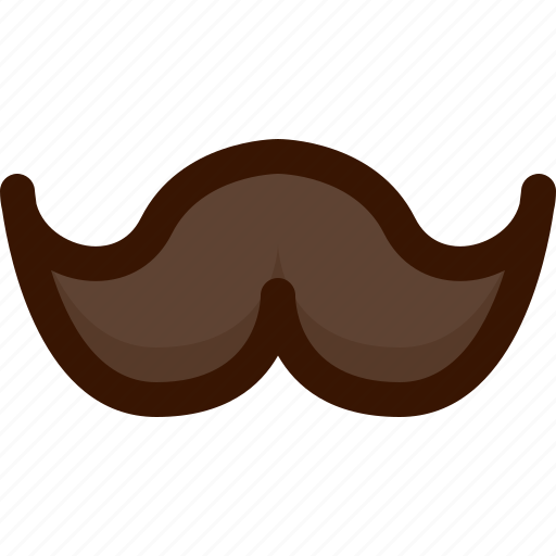 clothing, fashion, hipster, man, moustache, mustache icon