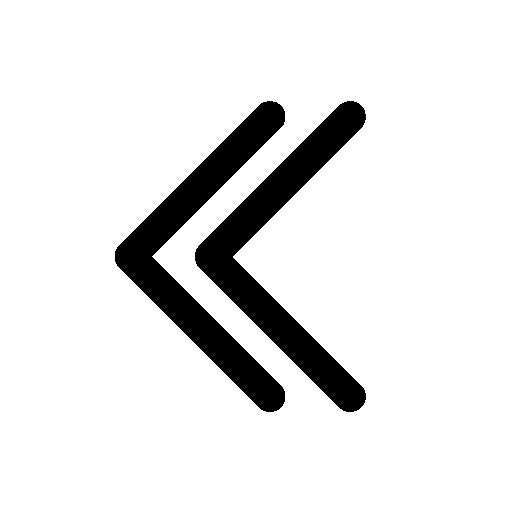 backward, prev, previous icon