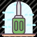 hand tool, mechanic, pincer, repair tool, screwdriver icon