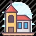 building, christianity building, christianity house, church, church architecture, religious building icon
