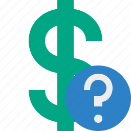 business, cash, currency, dollar, finance, help, money icon