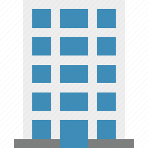 building, business, company, corporation, estate, house, office icon
