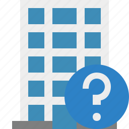 building, business, company, estate, help, house, office icon