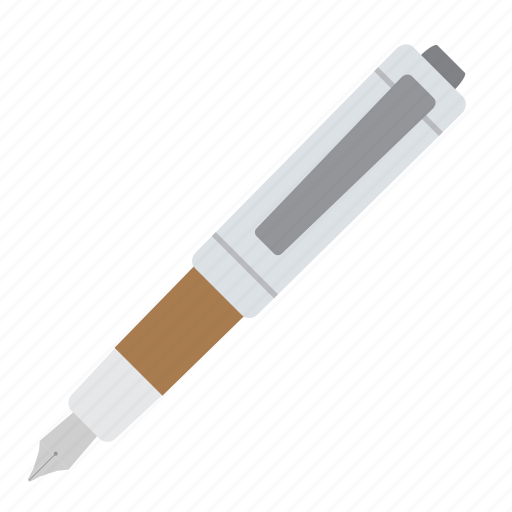 Business, graphics, pen, steel pen icon - Download on Iconfinder