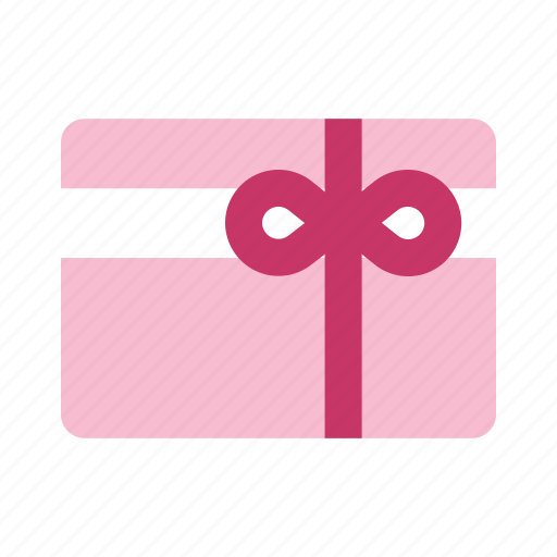 card, gift, icon, present icon