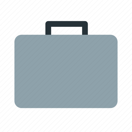 briefcase, business, icon, office, suitcase icon
