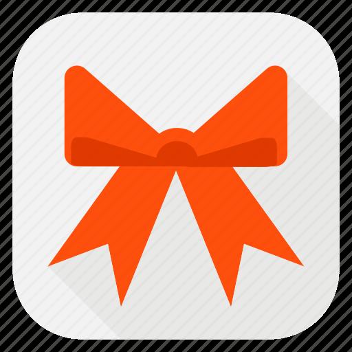 celebration, gift, gift loop, holiday, loop, present loop icon