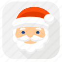 celebration, christmas, claus, decoration, holiday, santa, santa claus, winter, xmas icon