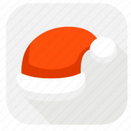 celebration, christmas, christmas hat, claus, decoration, hat, holiday, santa, santa claus, santa claus hat, winter, xmas icon