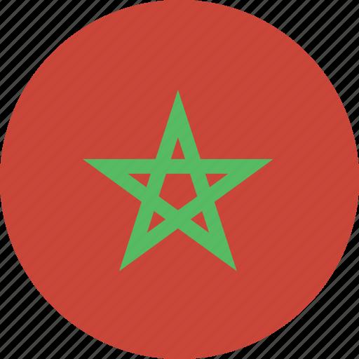 Slikovni rezultat za CIRCLE FLAG MOROCCO