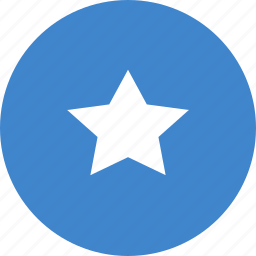 circle, flag, somalia icon