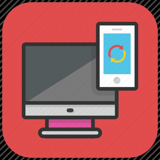 ecommerce website, responsive, responsive design, responsive web design, website development icon