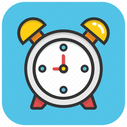 alarm clock, clock, morning clock, timepiece, timer, wake up icon