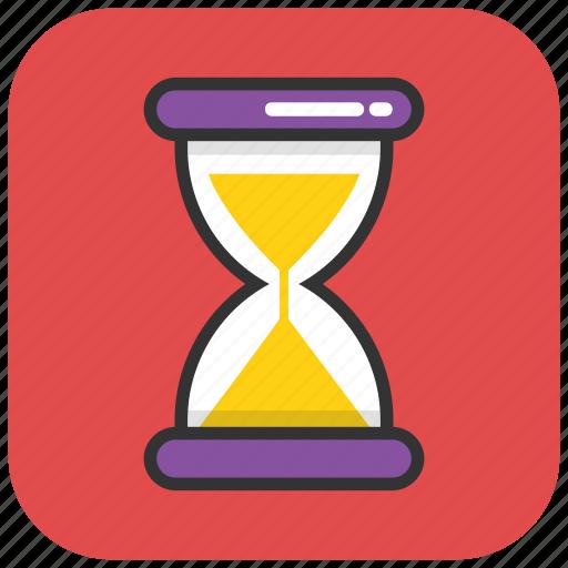 ancient timer, egg timer, hourglass, sand timer, timer icon