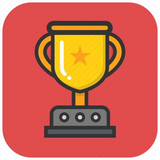 award, honor, prize, trophy, winning cup icon