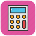 accounting, calculation, calculator, finance, maths icon