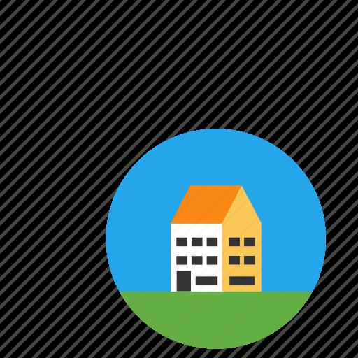 architecture, building, city, home, house, skyscraper, urban icon
