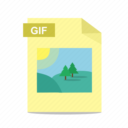 file, format, gallery, gif, image, photo, picture icon