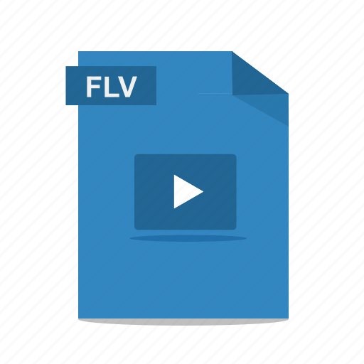 file, film, flv, format, movie, play, video icon
