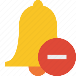 alarm, alert, bell, christmas, notification, stop icon