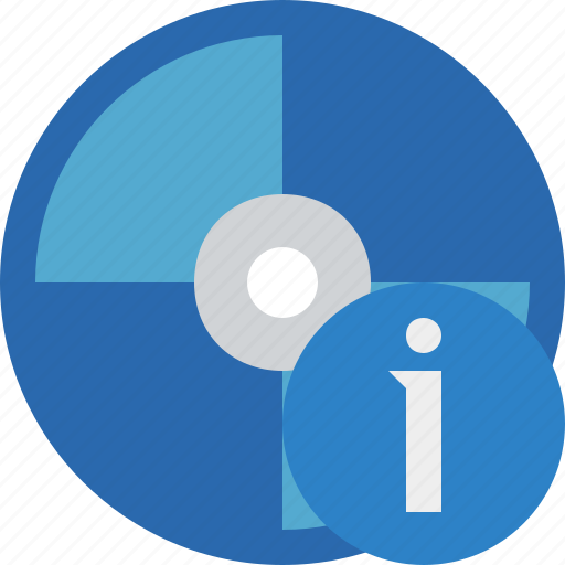 bluray, compact, digital, disc, disk, dvd, information, media icon