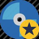 bluray, compact, digital, disc, disk, dvd, star