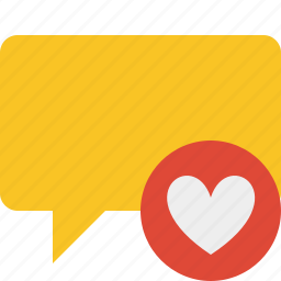 blank, bubble, chat, comment, favorites, message, talk icon