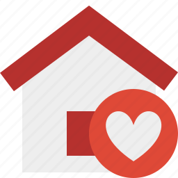 address, building, favorites, home, house icon