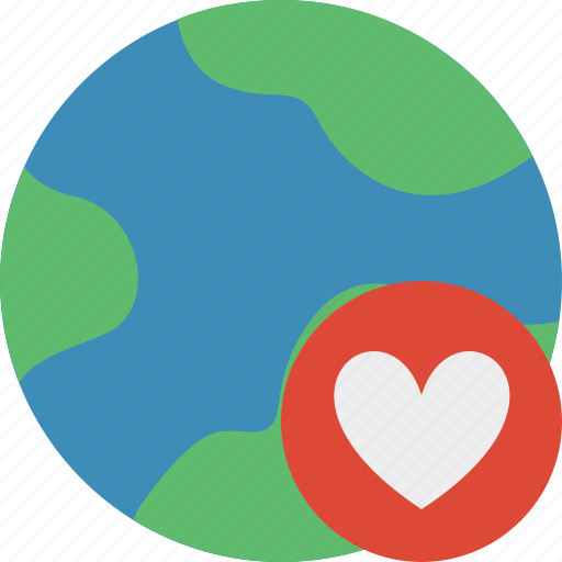 earth, favorites, internet, planet, web, world icon