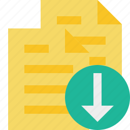 copy, documents, download, duplicate, files icon
