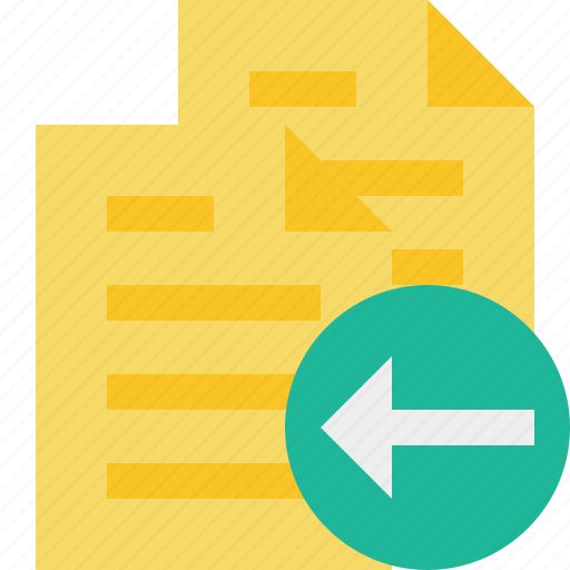 copy, documents, duplicate, files, previous icon