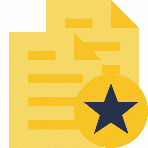 copy, documents, duplicate, files, star icon