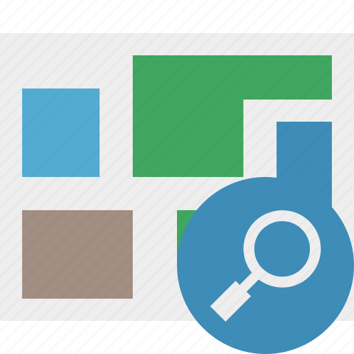location, map, navigation, search, travel icon