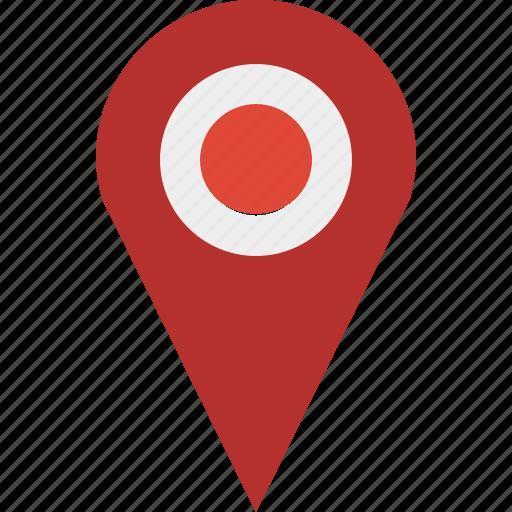 address, gps, location, map, marker, navigation, pin icon
