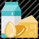 cooking, dairy, food, ingredients, kitchen, recipe, restaurant