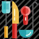 cooking, food, ingredients, kitchen, recipe, restaurant, utensil icon