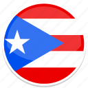puerto, rico, flag, flags, world, national, country