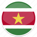 suriname, flag, flags, country, world, nation, national