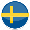 sweden, flag, flags, country, national, world, nation