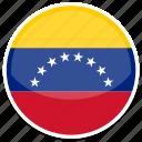 venezuela, flag, flags, world, country, nation, national